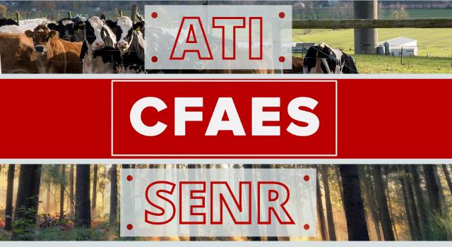 ATI, CFAES, and SENR